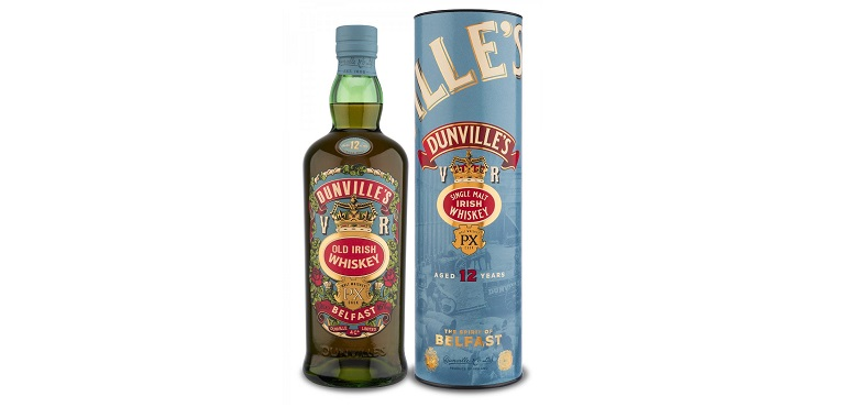 Dunville 112 Yr Old