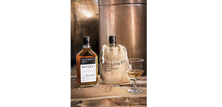 Killowen Whiskey Rum